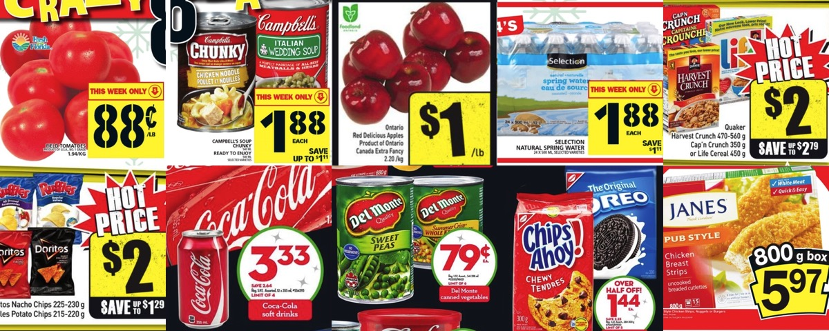 Grocery Deals for December 4, 2015 - All the Flyers You Need In ...