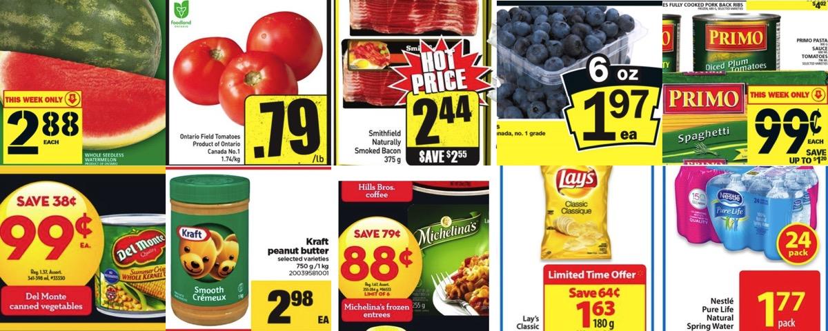 Browseniagara grocery deals August 12