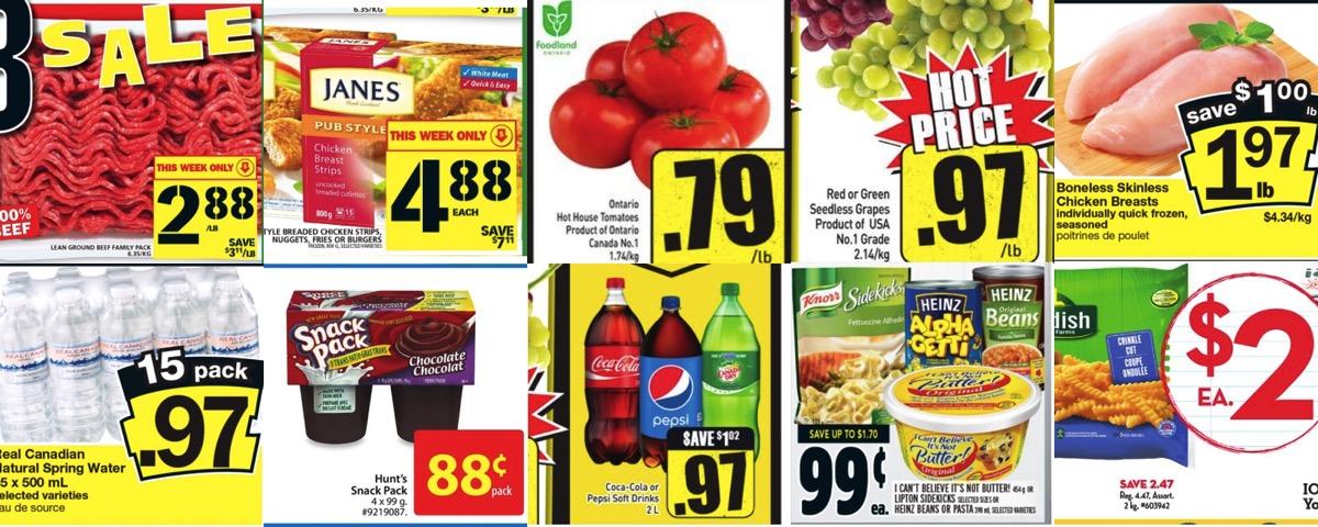 Browseniagara grocery deals aug 19