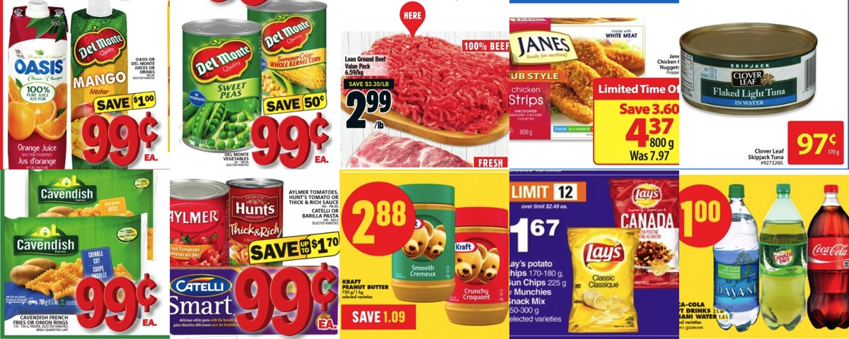 Browseniagara grocery deals aug 26