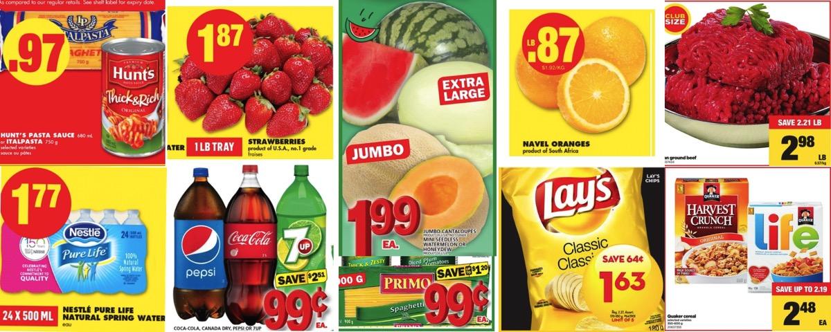 Browseniagara grocery deals sept 23