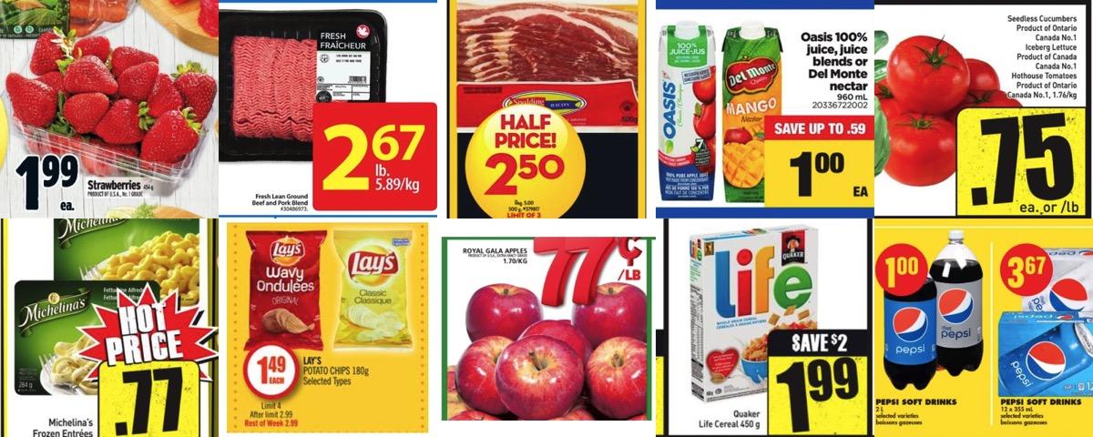 Browseniagara grocery deals sept 9