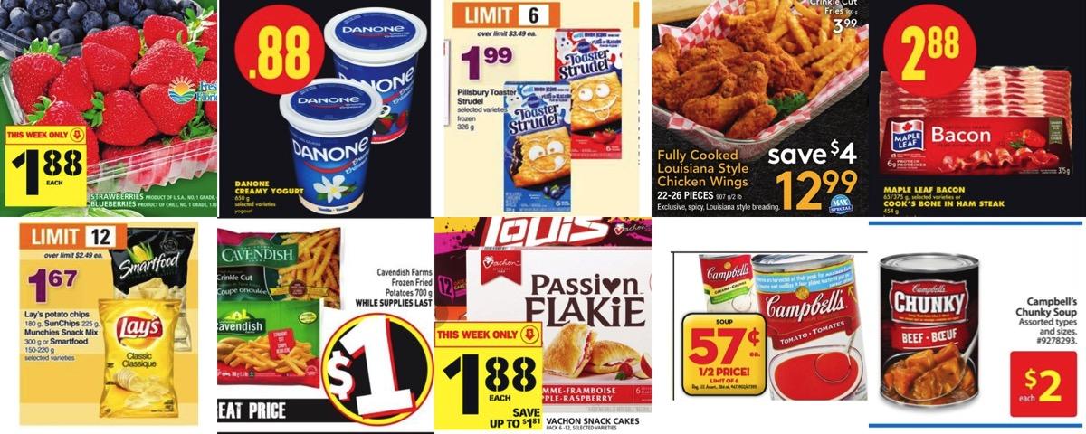 Browseniagara grocery deals jan 13