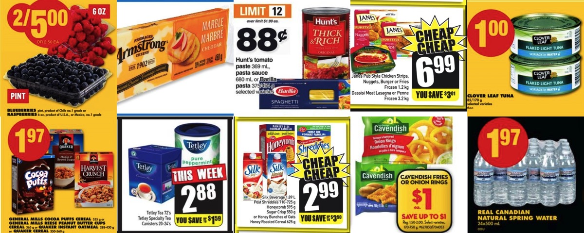 Browseniagara grocery deals feb 10