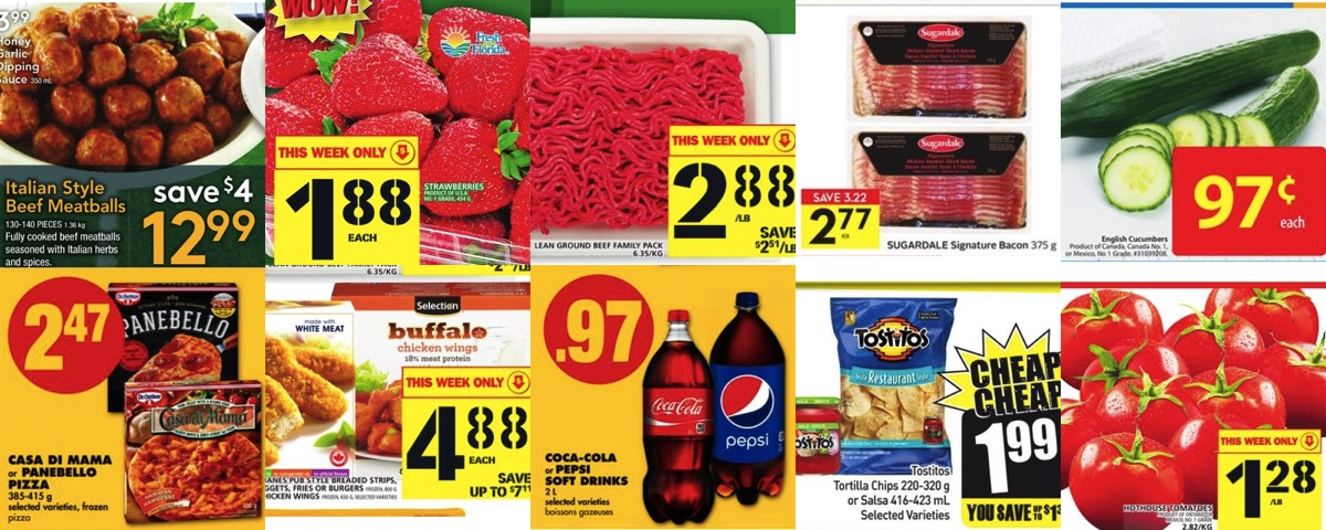Browseniagara grocery deals feb 3