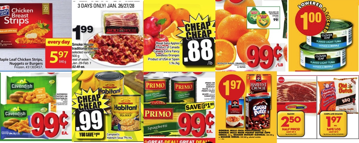 Browseniagara grocery deals jan 27