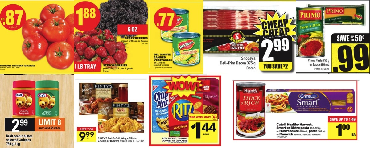 Browseniagara grocery deals april 7